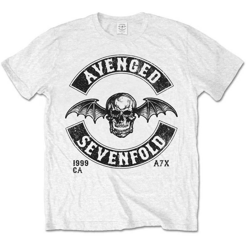 Tricou Avenged Sevenfold Moto Seal
