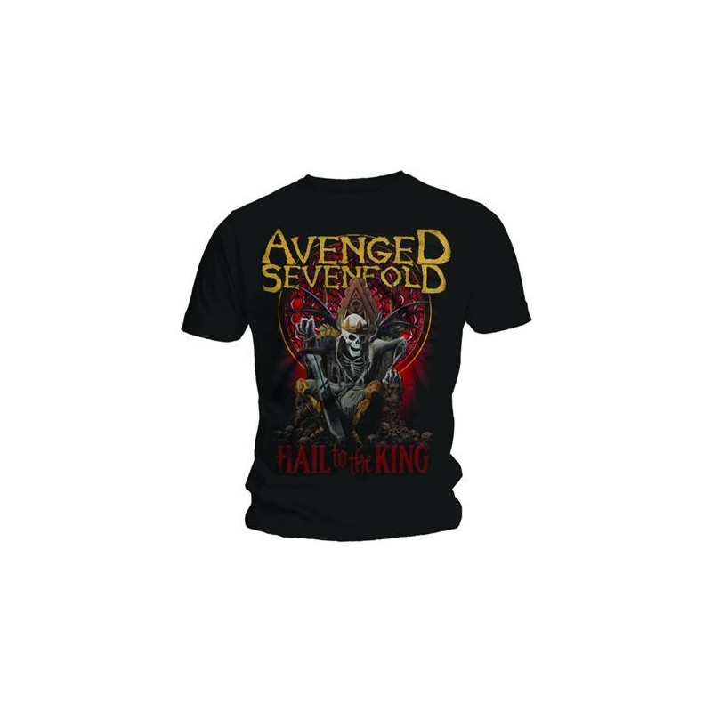 Tricou Avenged Sevenfold New Day Rises
