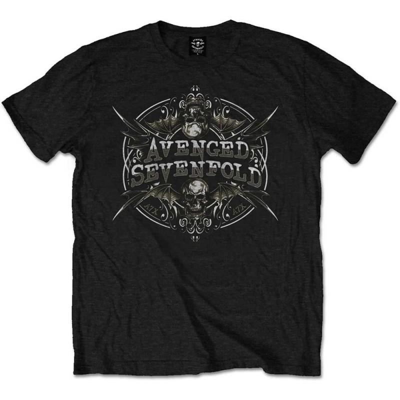 Tricou Avenged Sevenfold Reflections