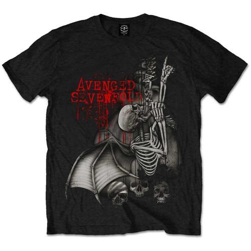 Tricou Avenged Sevenfold Spine Climber
