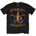 Tricou Avenged Sevenfold Stellar