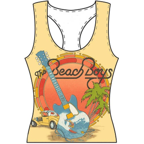 Maiou Damă The Beach Boys All-over
