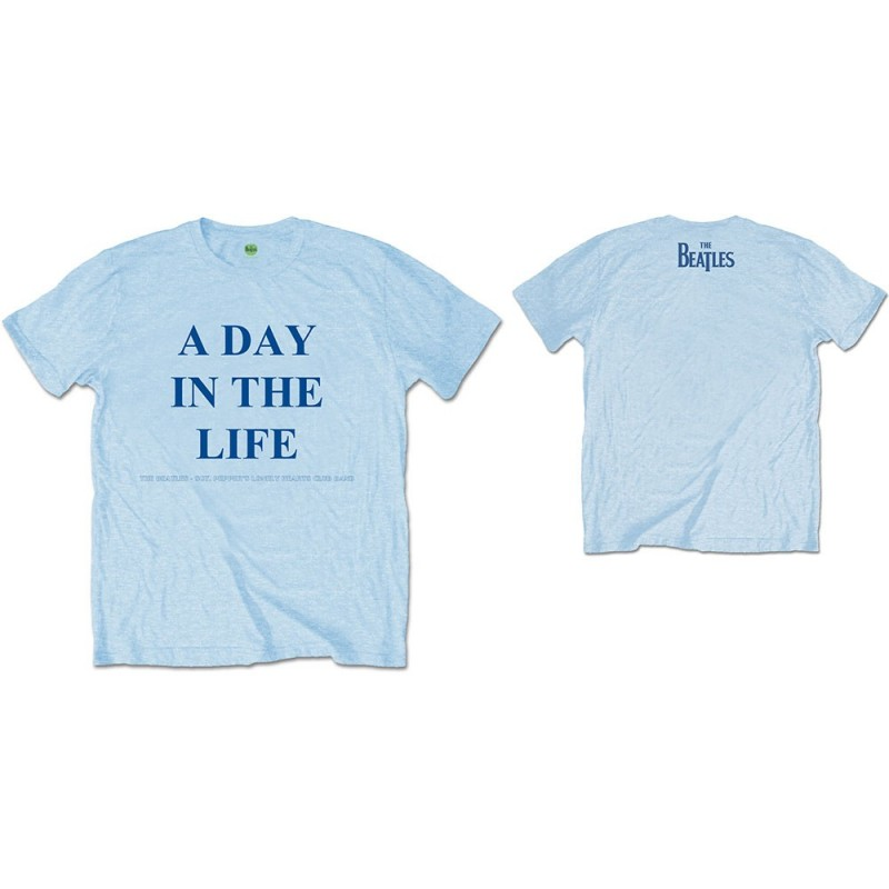 Tricou The Beatles A Day in the Life