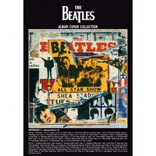 Carte Postală The Beatles Anthology 2 Album