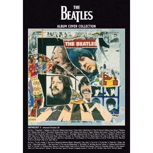 Carte Postală The Beatles Anthology 3 Album