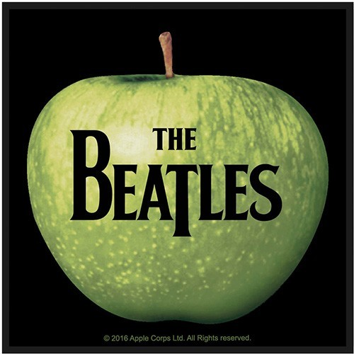 Patch The Beatles Apple & Logo