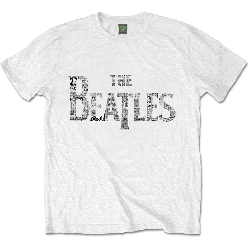 Tricou The Beatles Drop T Tickets