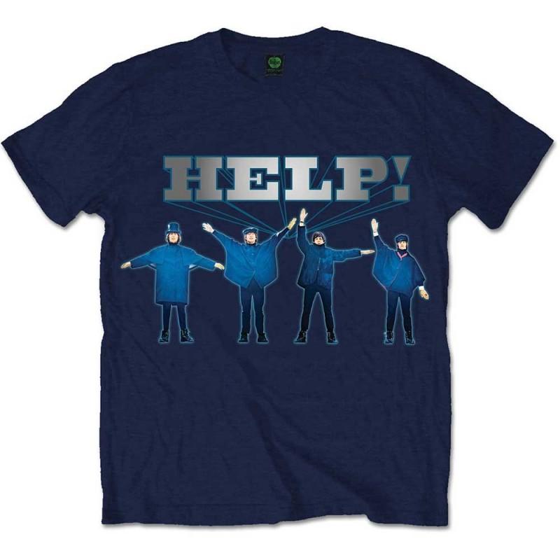 Tricou The Beatles Help!