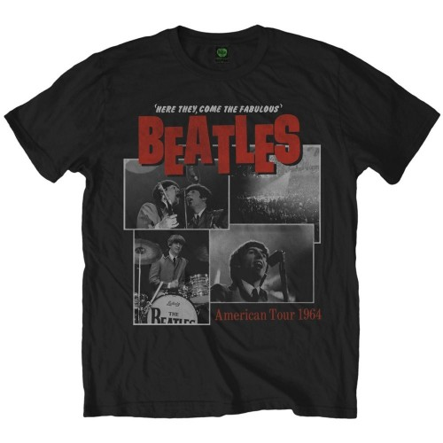 Tricou The Beatles Here they come