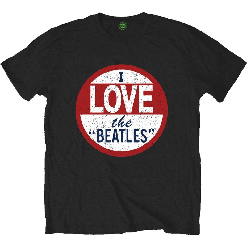 Tricou The Beatles I love The Beatles