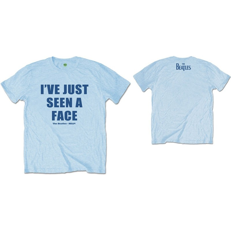 Tricou The Beatles I've Just Seen A Face