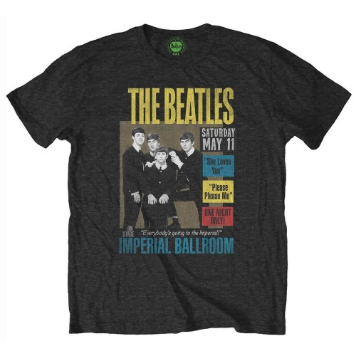 Tricou The Beatles Imperial Ballroom