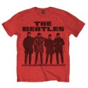Tricou The Beatles Long Tall