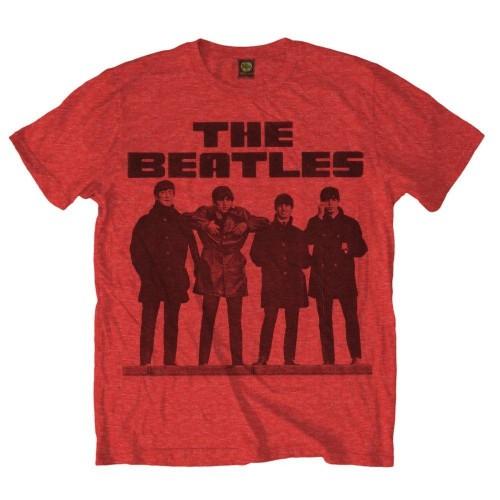 Tricou The Beatles Long Tall