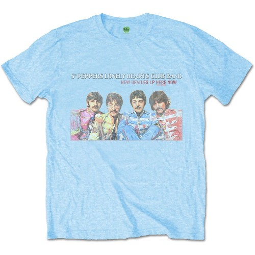 Tricou The Beatles LP Here Now