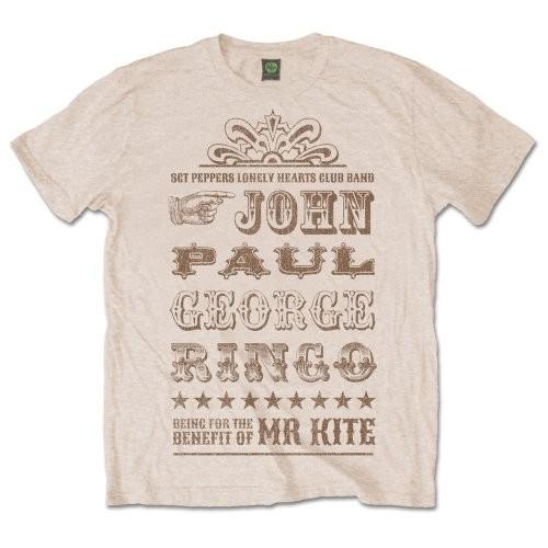 Tricou The Beatles Mr Kite