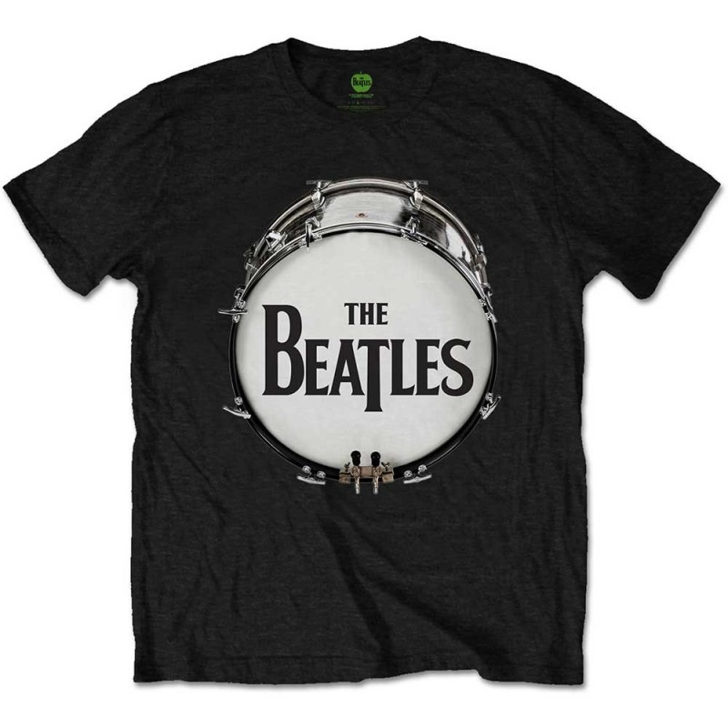 Tricou The Beatles Original Drum Skin