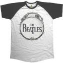 Tricou The Beatles Original Vintage Drum
