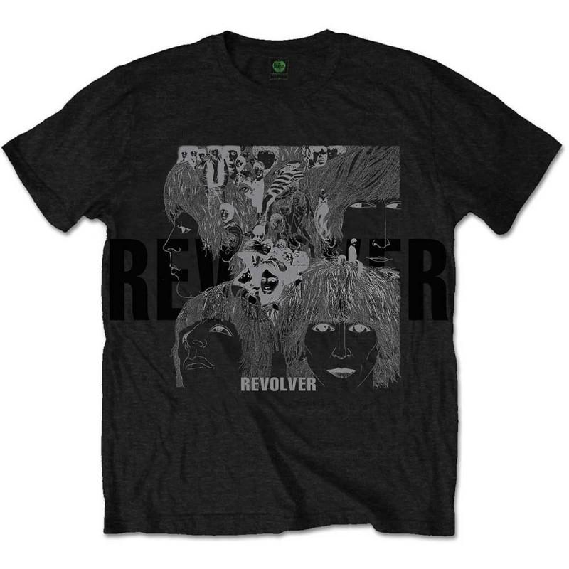 Tricou The Beatles Reverse Revolver