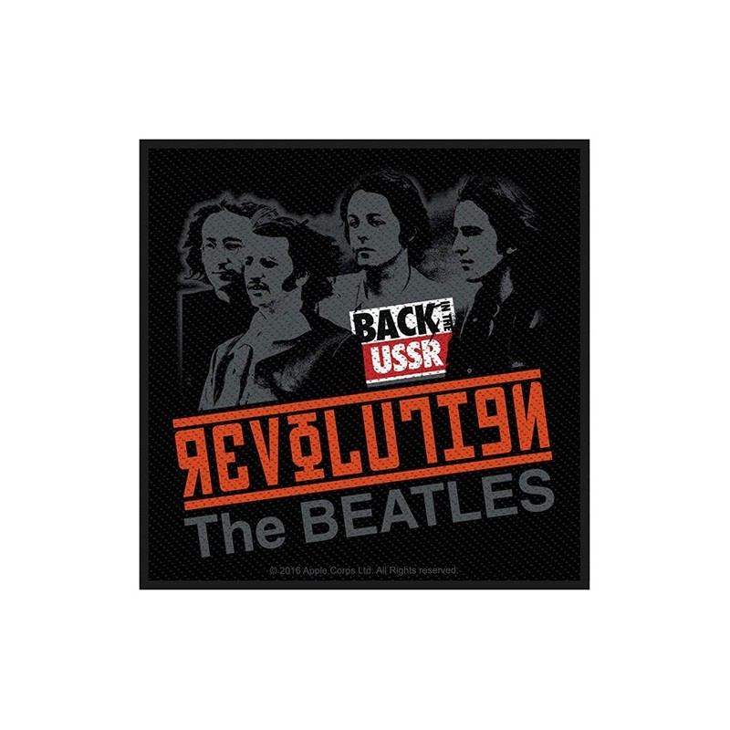 Patch The Beatles Revolution