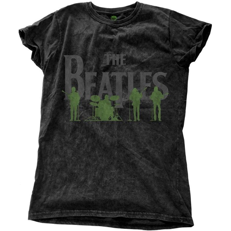 Tricou Damă The Beatles Saville Row Line-Up