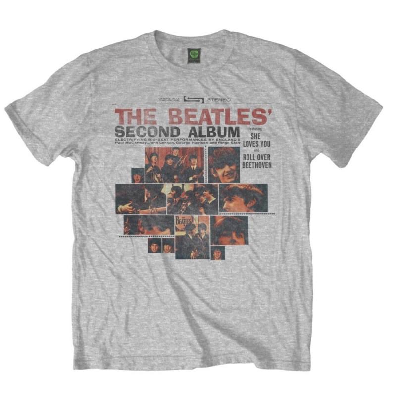 Tricou The Beatles Second Album