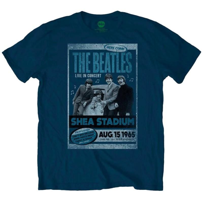 Tricou The Beatles Shea Stadium 1965