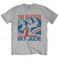 Tricou The Beatles Windswept/Hey Jude