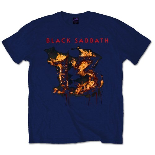 Tricou Black Sabbath 13 New Album