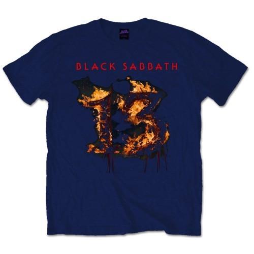Tricou Black Sabbath 13 New Album