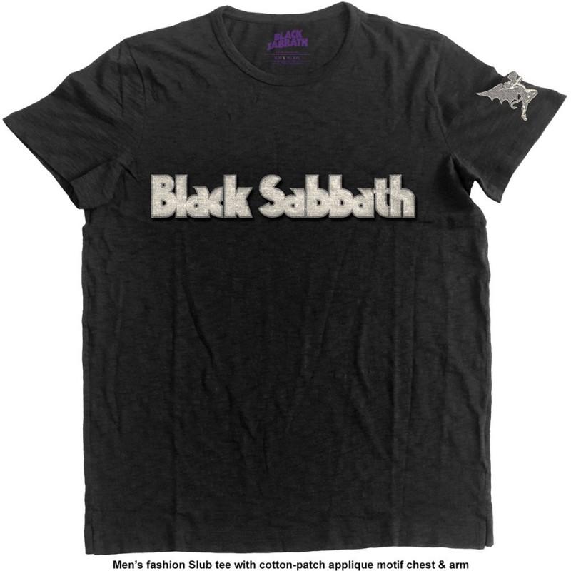Tricou Black Sabbath Logo & Daemon