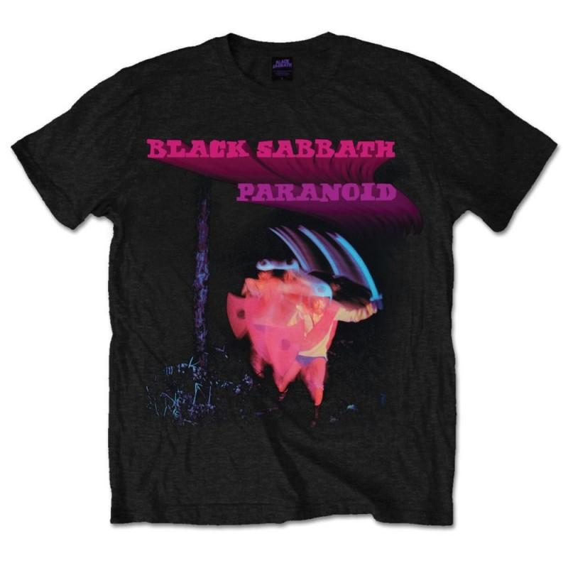 Tricou Black Sabbath Paranoid Motion Trails