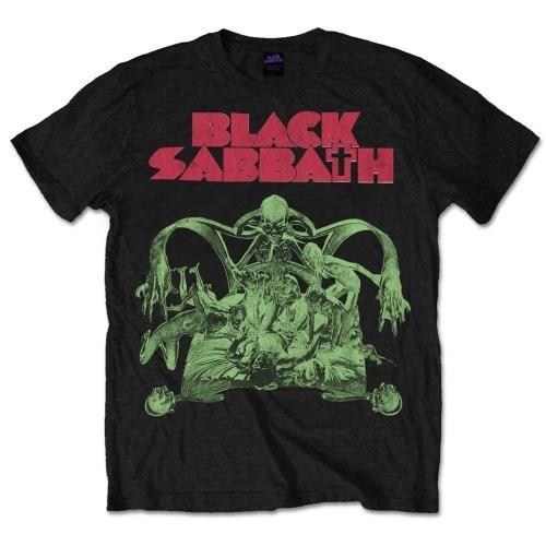 Tricou Black Sabbath Sabbath Cut-out