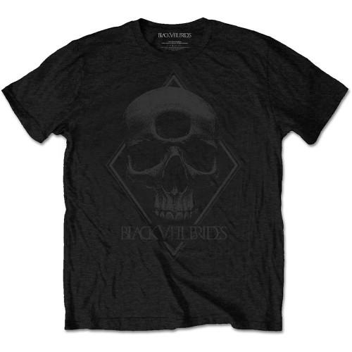Tricou Black Veil Brides 3rd Eye Skull