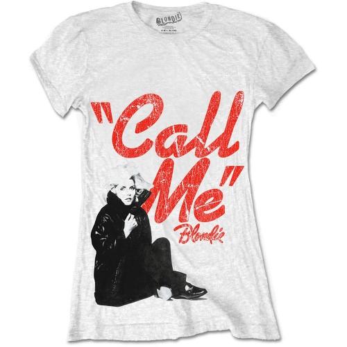 Tricou Damă Blondie Call Me