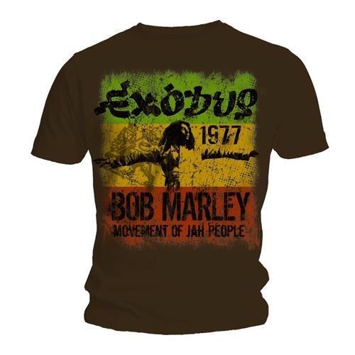 Tricou Bob Marley Movement