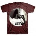 Tricou Bob Marley Smokin Circle