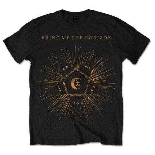 Tricou Bring Me The Horizon Black Star