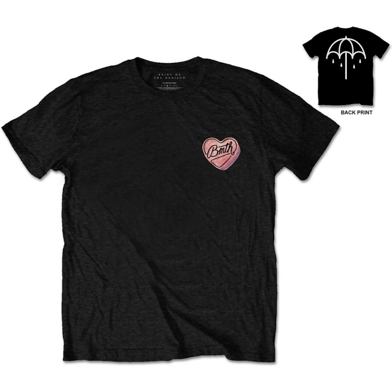 Tricou Bring Me The Horizon Hearted Candy