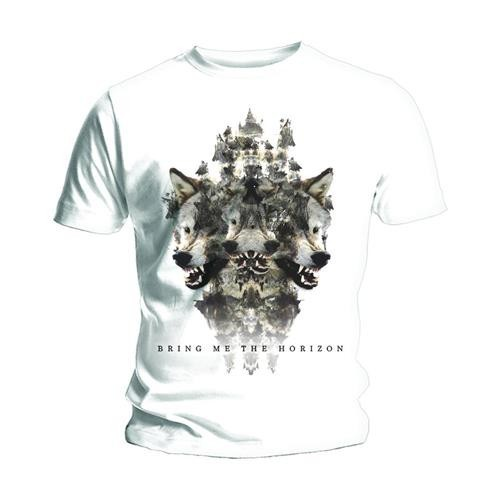 Tricou Bring Me The Horizon Wolven Version 2