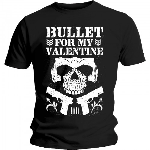 Tricou Bullet For My Valentine Bullet Club