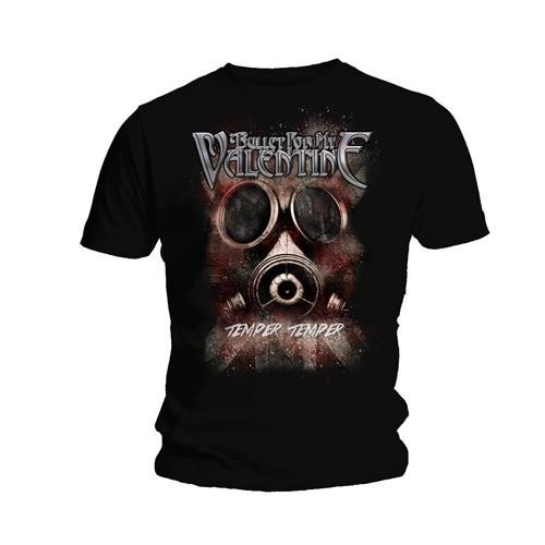 Tricou Bullet For My Valentine Temper Temper Gas Mask