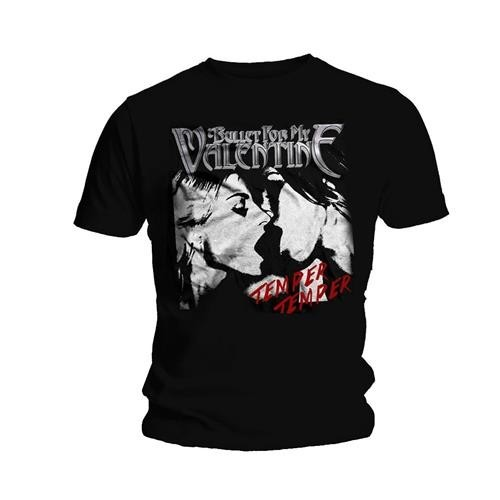 Tricou Bullet For My Valentine Temper Temper Kiss