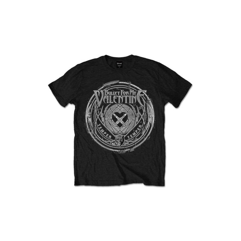 Tricou Bullet For My Valentine Time to Explode