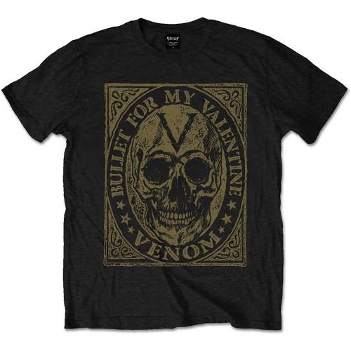 Tricou Bullet For My Valentine Venom Skull