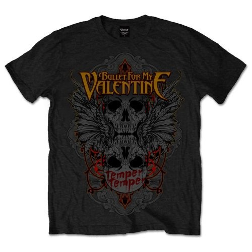 Tricou Bullet For My Valentine Winged Skull
