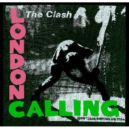 Patch The Clash London Calling