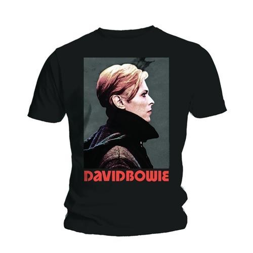 Tricou David Bowie Low Portrait