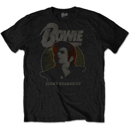 Tricou David Bowie Vintage Ziggy