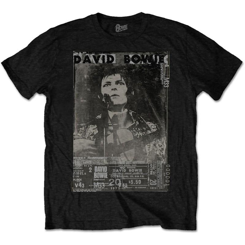 Tricou David Bowie Ziggy